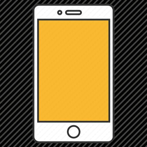 call, communication, device, iphone, phone, smartphone, telephone icon