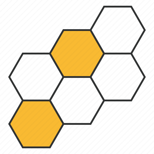 business, cells, complexity, honeycomb, marketing, puzzle, strategy icon
