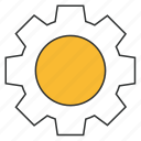 cogwheel, configuration, fix, set, setting, settings, tools icon