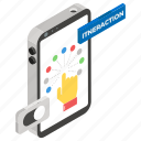finger tap, touch gesture, touch screen, touch sensor, user interaction, user interface