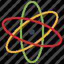 atom, nuclear, technology, web