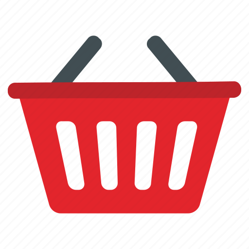 basket, technology, web icon