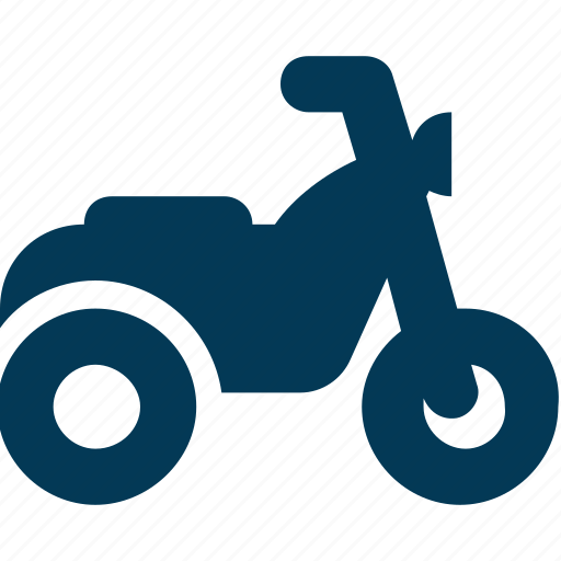 bike, motorbike, motorcycle, sports bike, transport icon