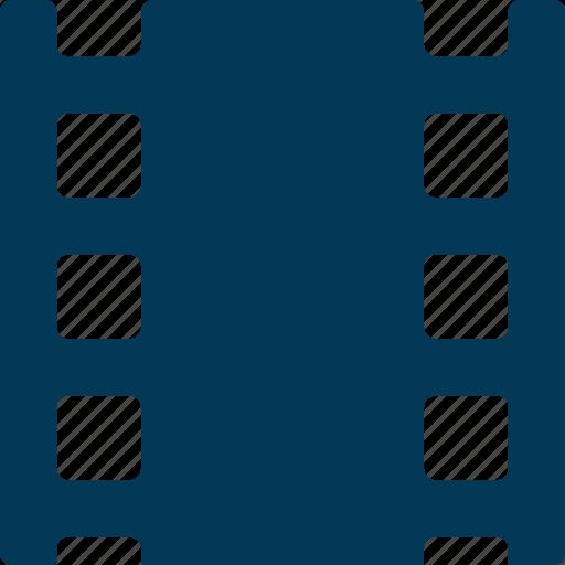 camera reel, film reel, image reel, movie reel, reel box icon