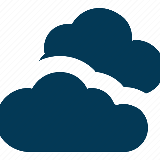 Cloud, forecast, puffy cloud, sky cloud, weather icon - Download on Iconfinder