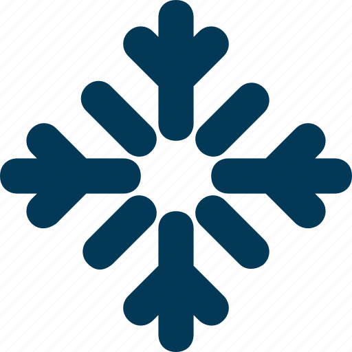 Christmas, ornament, snow, snowflake, winter icon - Download on Iconfinder
