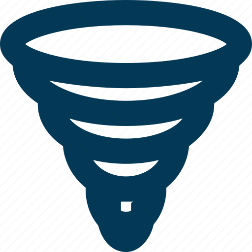 climate, hurricane, storm, tornado, weather icon