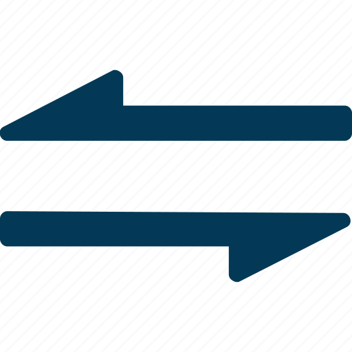 arrows, directional, left arrow, navigational, right arrow icon