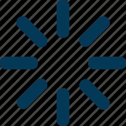 buffering, loading, loading status, web element, web interface icon
