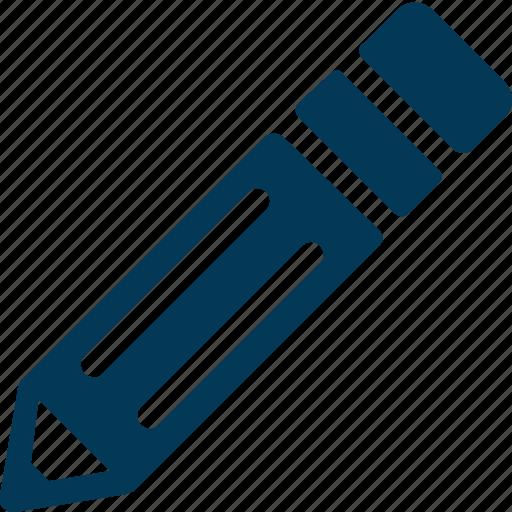 Compose, crayon, draw, edit, pencil icon - Download on Iconfinder