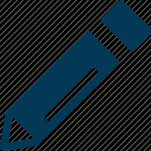 compose, crayon, draw, edit, pencil icon