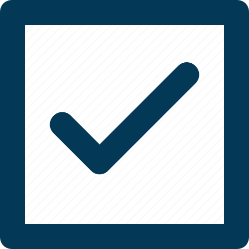 Approved, check mark, correct, done, tick icon - Download on Iconfinder