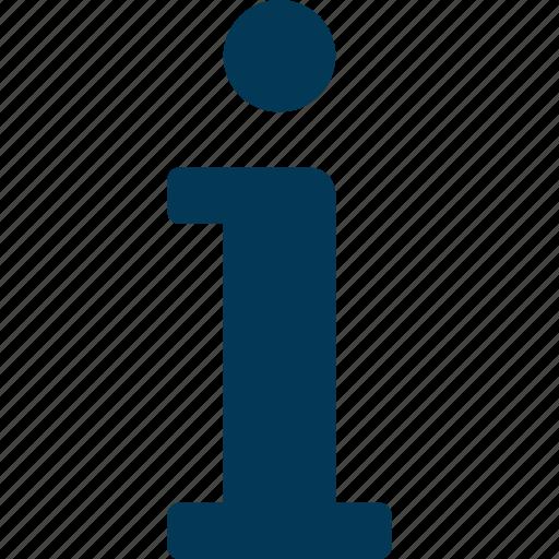 alphabet, english letter, info sign, information, web app icon