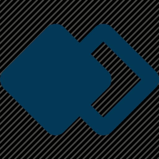 Copy, design, duplicate, overlap, overlay, paste icon - Download on Iconfinder