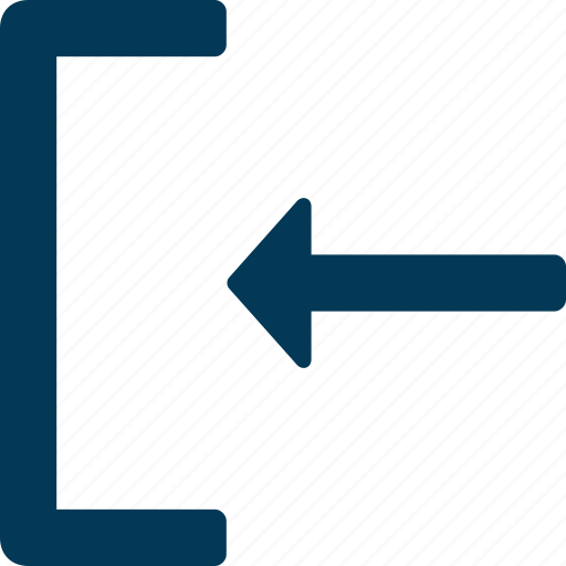 Arrow, direction arrow, directional, left arrow, pointing arrow icon - Download on Iconfinder
