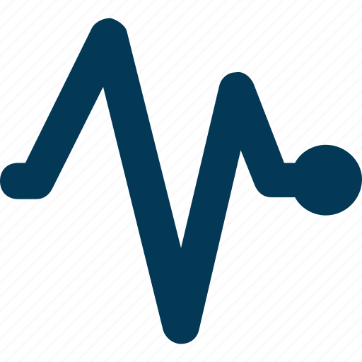 Heart rate, heartbeat, lifeline, pulsation, pulse rate icon - Download on Iconfinder