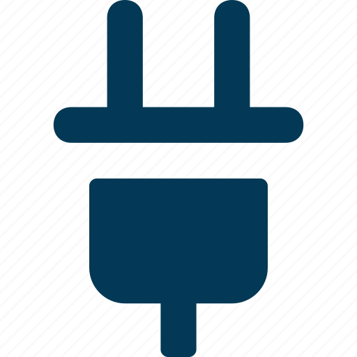 Electrical, plug, plug connector, plug in, power plug icon - Download on Iconfinder