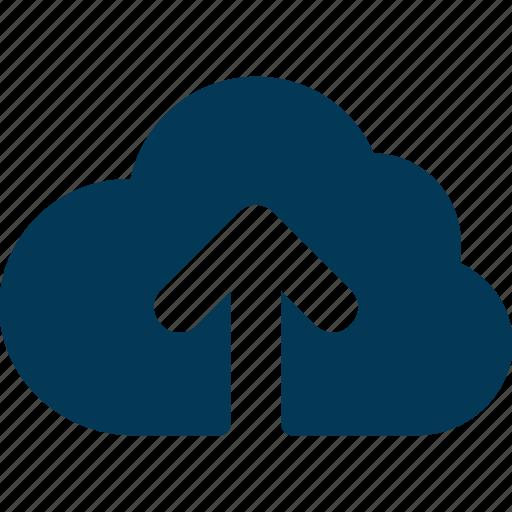 Cloud computing, cloud data, cloud storage, cloud upload, computing icon - Download on Iconfinder