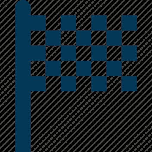 Ensign, flag, location flag, race flag, sports flag icon - Download on Iconfinder