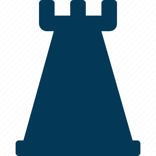 Chess, chess pawn, chess piece, rook pawn, sports icon - Download on Iconfinder