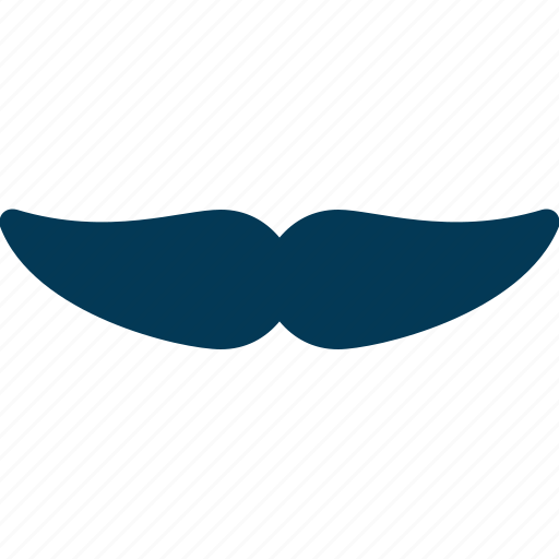 Hipster, moustache, mustache, mustachio, whisker icon - Download on Iconfinder