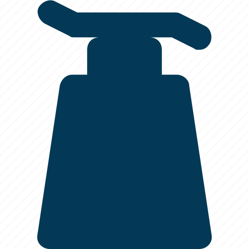 Body wash, foam dispenser, hand gel, liquid soap, soap dispenser icon - Download on Iconfinder