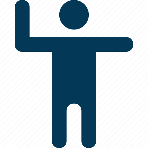 Exercising, man, person, pictogram, workout icon - Download on Iconfinder