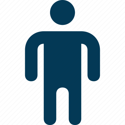 Male, man, man standing, person, user icon - Download on Iconfinder