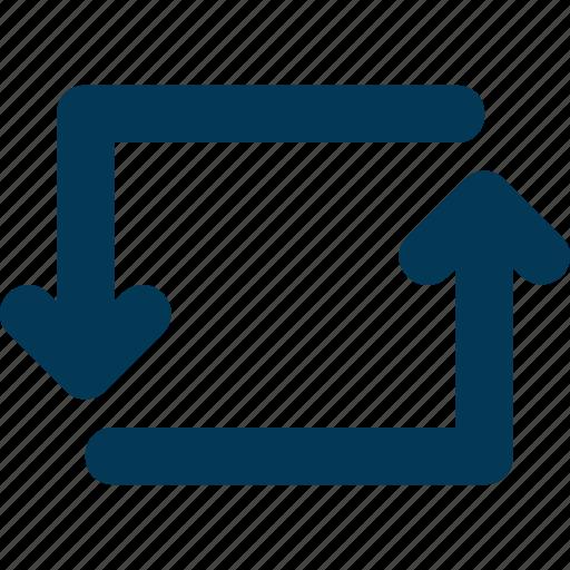 loading, refresh, retweet, sync, synchronization icon