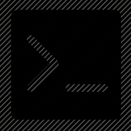 computer terminal, linux, mac, macintosh, terminal, terminal emulator, terminal window, windows icon