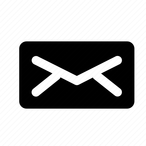 closed, closed envelope, envelope, envelope closed, mail, unread, unread mail icon
