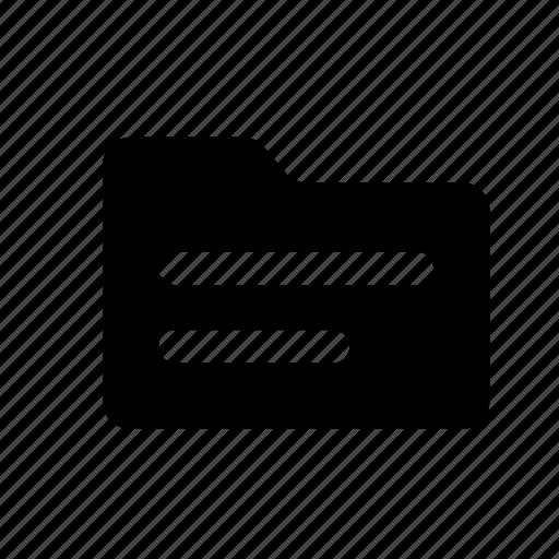 average folder, black folder, cover folder, data, document, file, folder, good folder, information, nice folder icon