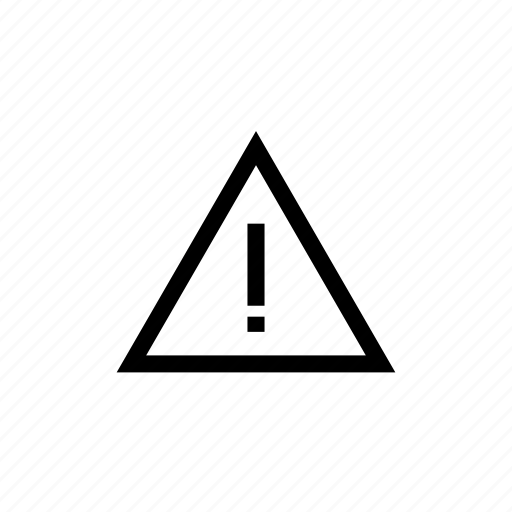 Alert, attention, caution, exclamation, warning icon - Download on Iconfinder