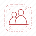 avatar, profile, team icon