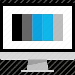 color, combination, mac, pc icon