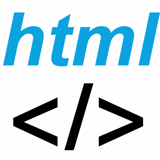 dev, development, html, web icon