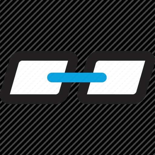 backlink, link, linked, web icon