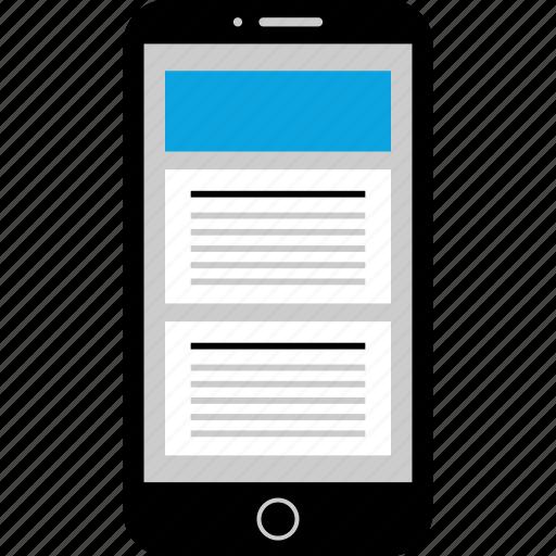 device, mobile, mokcup, tech icon