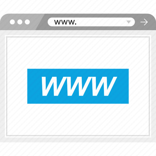 Browser, online, web, www icon - Download on Iconfinder