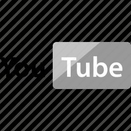 marketing, tube, web, youtube icon