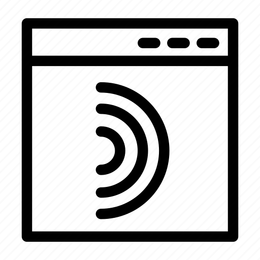 Browser, coding, share, social, web design icon - Download on Iconfinder