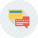talking, sms, chat messenger, chatting, chat bubble