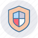 antivirus, brand protection, insurance, life, protect, security, shield icon
