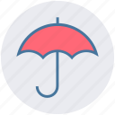insurance, protection, rain, security, umbrella, waterproof, weather icon