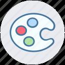 color, color board, design, graphic, palette, tool icon