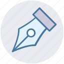 ], creative, design, graphic, pen, smooth, tool icon