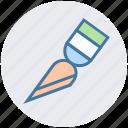 brush, design, graphic, paint, paintbrush, tool icon