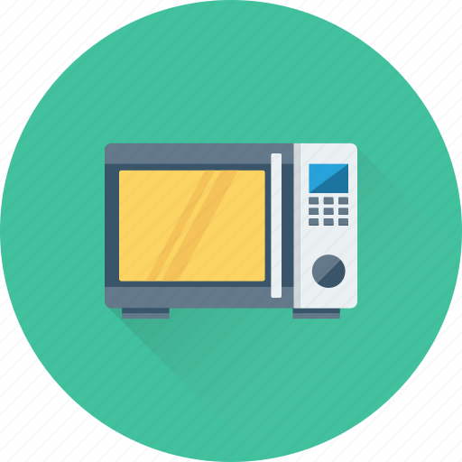 appliance, electronics, microwave, microwave oven, oven icon