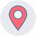 gps, location, location pin, map, navigation, pin, place icon