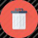 bin, dustbin, garbage, recycle bin, trash
